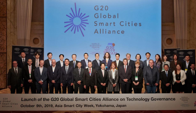 世界经济论坛2021智慧城市治理报告:G20全球智慧城市联盟新政策